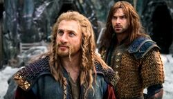 BOTFA - Fili and Kili