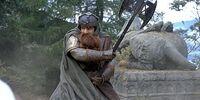 Gimli's battle axe