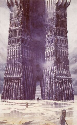File:Alan Lee - Orthanc.jpg