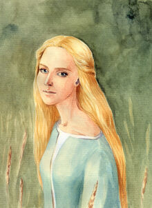 Amarie of the vanyar by Filat