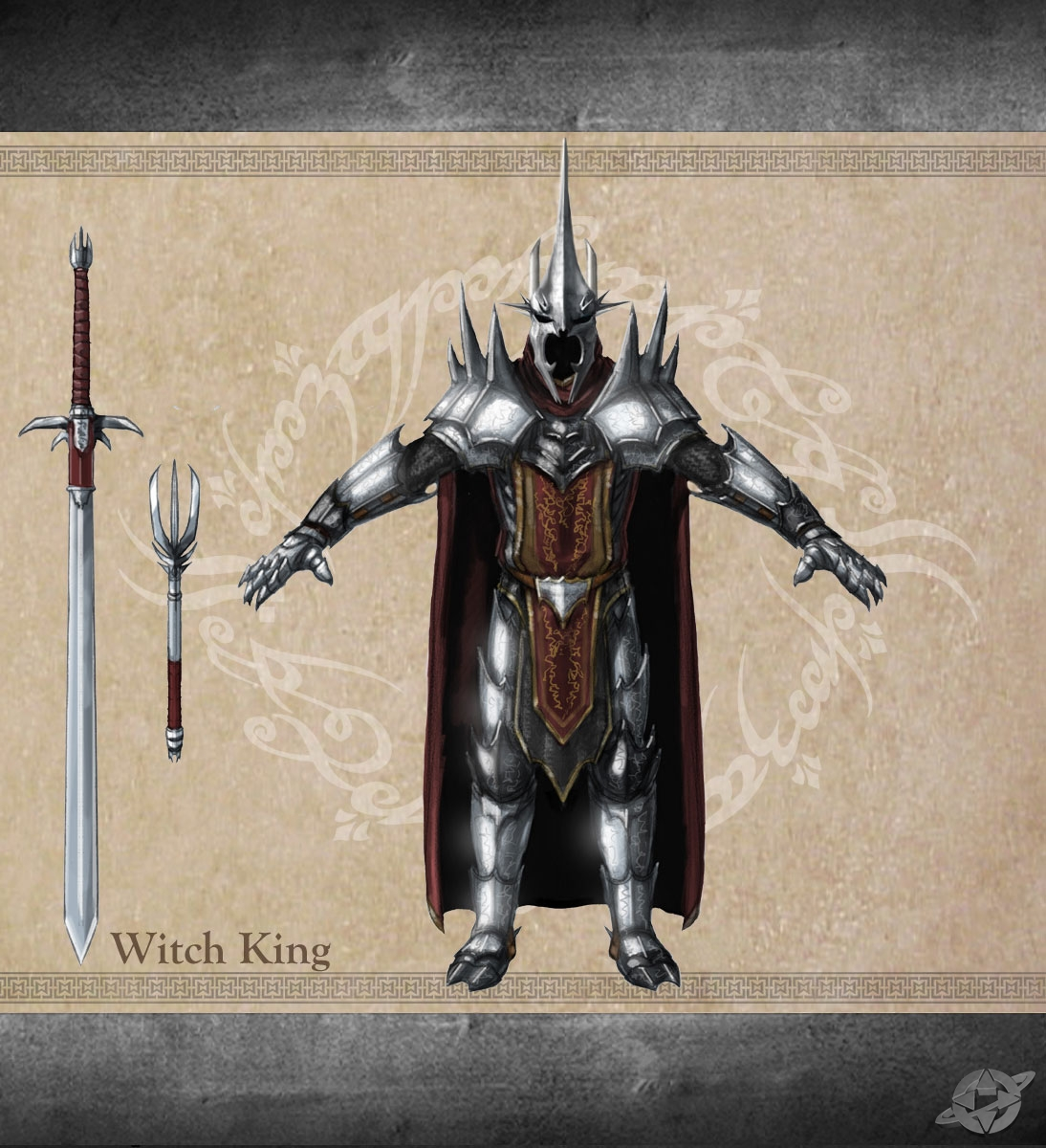 Witch-king Of Angmar - The Lord Of The Rings Wallpape