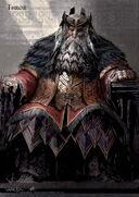 Thror throne