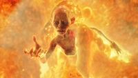 Gollum's death