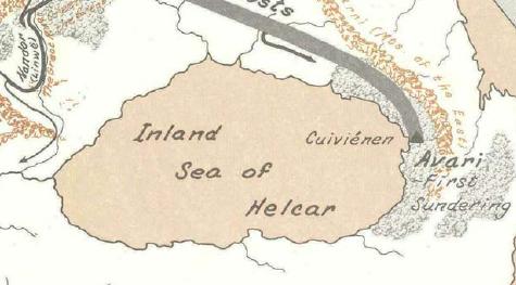 File:Location of Cuiviénen.PNG