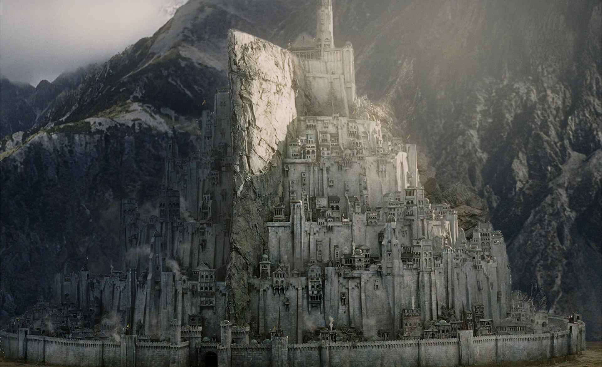 Minas Tirith | The One Wiki to Rule Them All | Fandom powered by Wikia