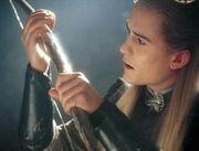Galadhrim bow