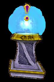 Save Pedestal