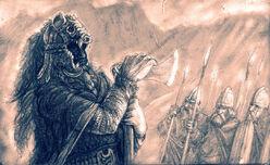 Dunland chief