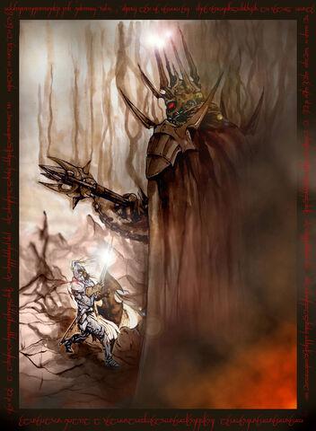 File:Fingolfin vs Morgoth 01.jpg