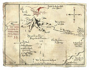F27c thorins map from the hobbit