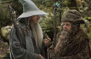 Radagast and Gandalf 2
