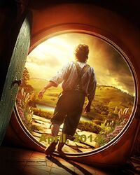 Adventures of a Hobbit film Poster