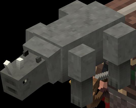 Rhino   The Lord of the Rings Minecraft Mod Wiki   Fandom ...