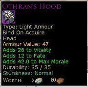 Othran's Hood
