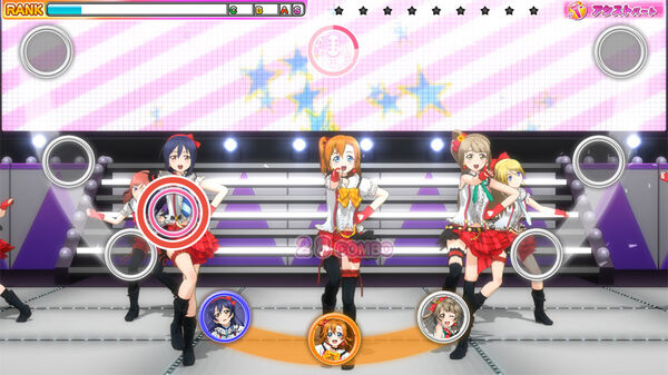 SIF AC How to Play 1