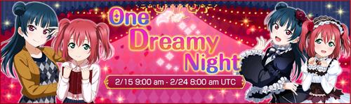 One Dreamy Night Event