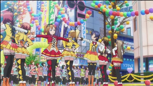 LL! The School Idol Movie Sunny Day Song