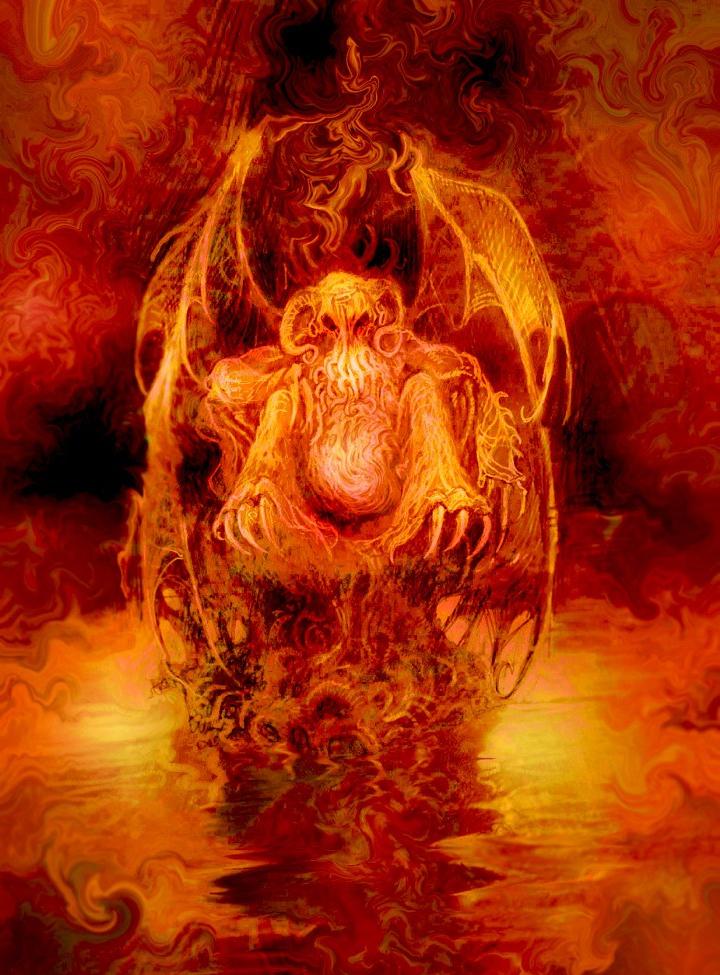 Cthugha Arkham Horror Cthugha jpg