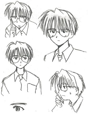 File:Keitaro Original Faces.png