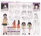 Love hina again 01 booklet 02