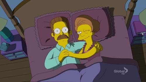 Résultats de recherche d'images pour «Edna Krabappel love»