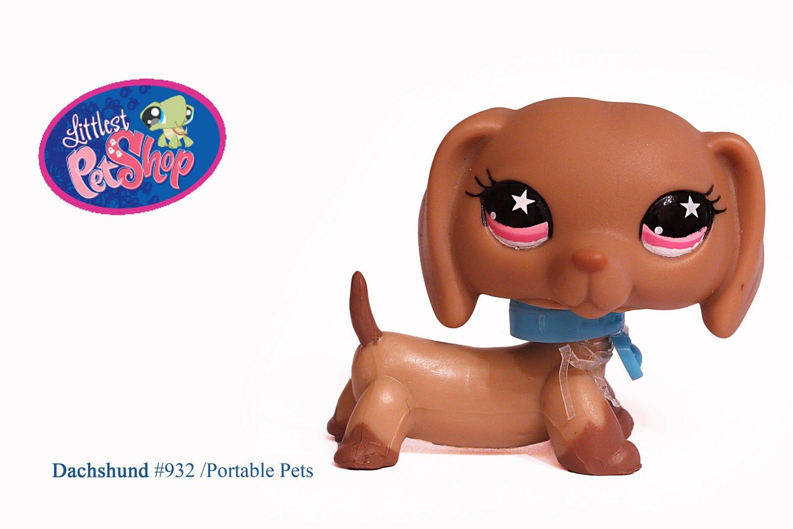 932 lps dachshund littlest pet shop wiki fandom powered by wikia