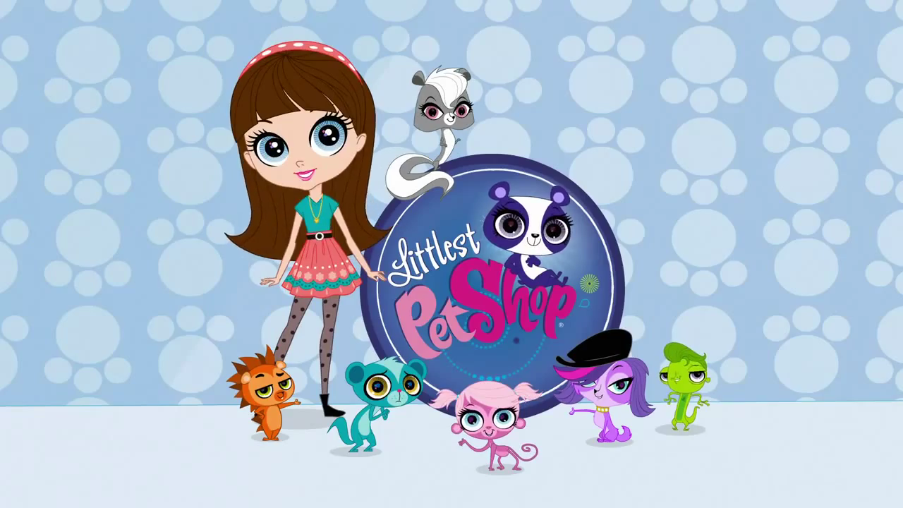 Littlest Pet Shop Tv Show Characters