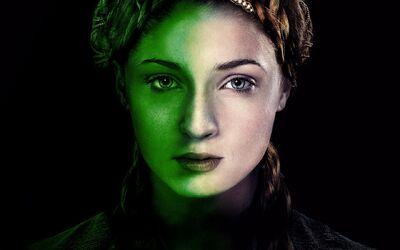Sansa Starke Wide Cover
