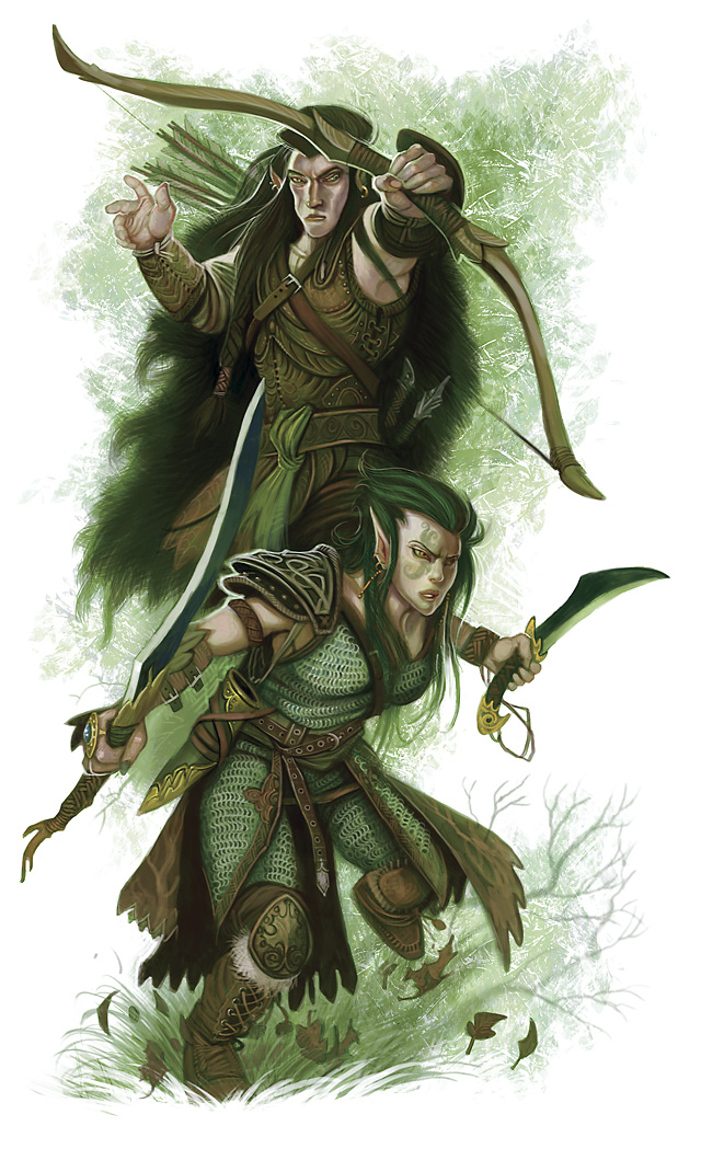 Elf in Middle Earth for 5e