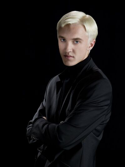 Draco Malfoy Cover2
