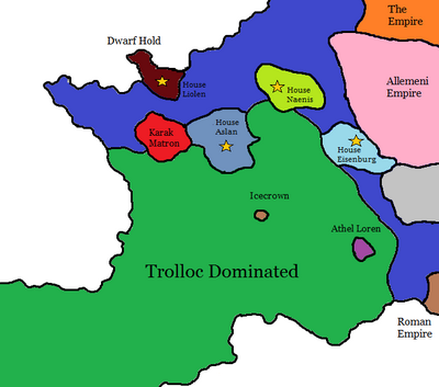 France Rise of Humans Expansion