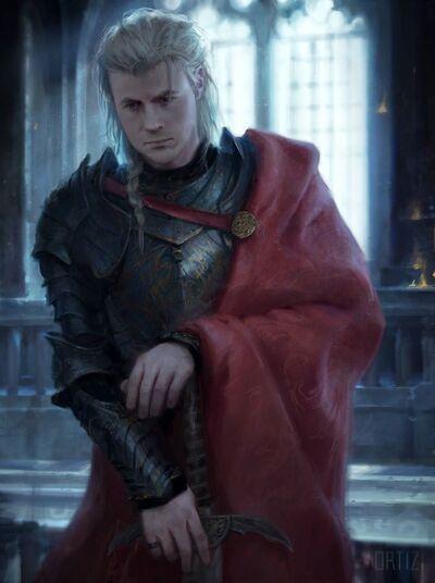 Rhaegar Targaryan Cover