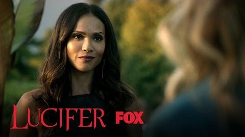 Maze Checks In On Lucifer's Mom Season 2 Ep
