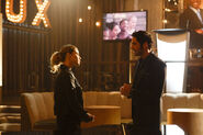 111 promo Lucifer Chloe at Lux
