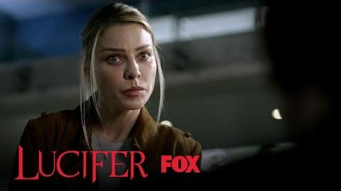 Chloe Takes An Interest In Lucifer's Whereabouts Season 2 Ep
