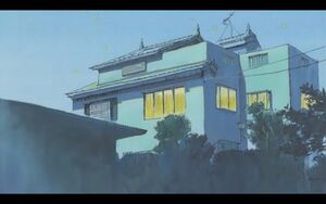Izumihome-outsideview
