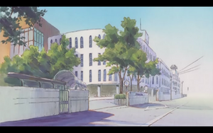 Ryouou High School