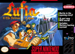 Lufia Fortress of Doom