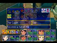Star Light Menu