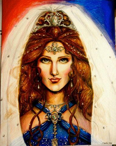 File:The Queen by AbbiDaSquirrel.jpg