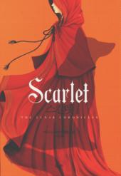 Scarlet Cover Korea