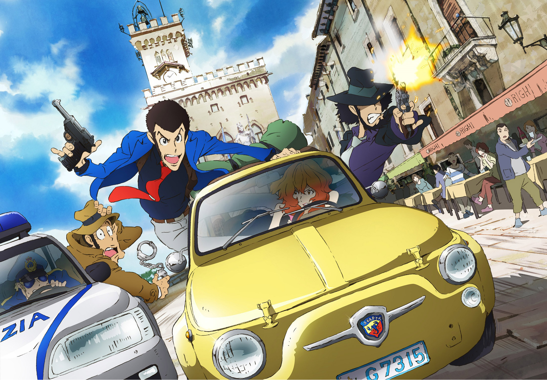 Image result for lupin iii