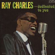 Ray Charles - Dedicated To You