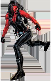 Red She-Hulk/Josh27 | Marvel: Avengers Alliance Fanfic ...