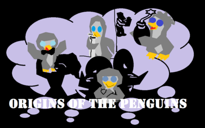 Origins of the Penguins