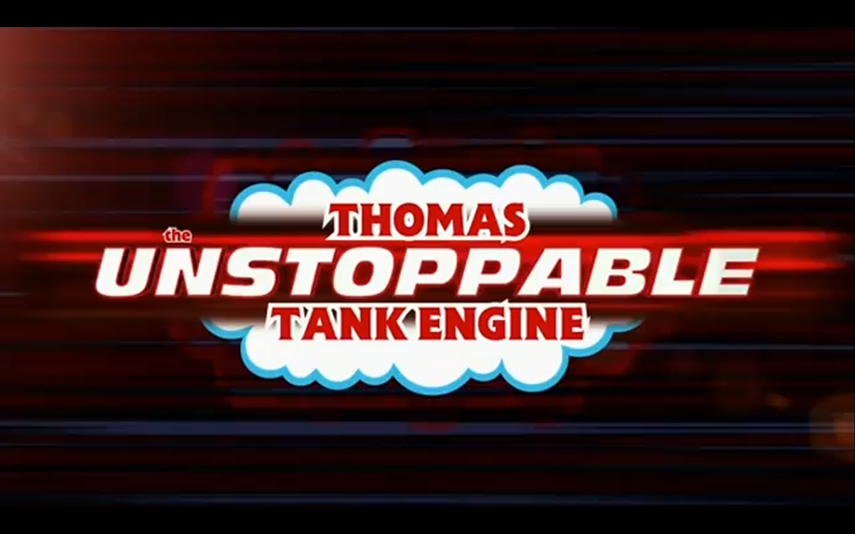 Thomas The Unstoppable Tank Engine Mad Cartoon Network