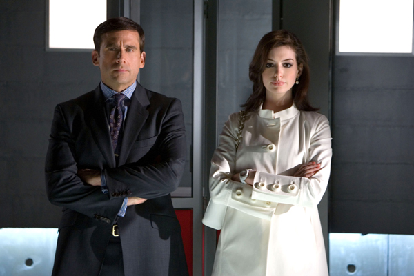 File:Steve carell as maxwell smart and anne hathaway as agent 99 get smart movie image.jpg