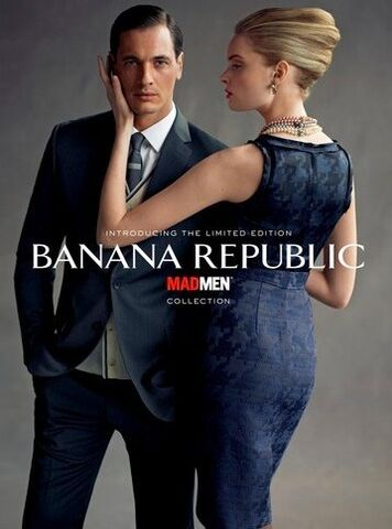 File:The Mad Men collection for Banana Republic launches August 11.jpeg