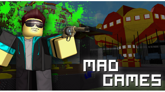 mad mad games