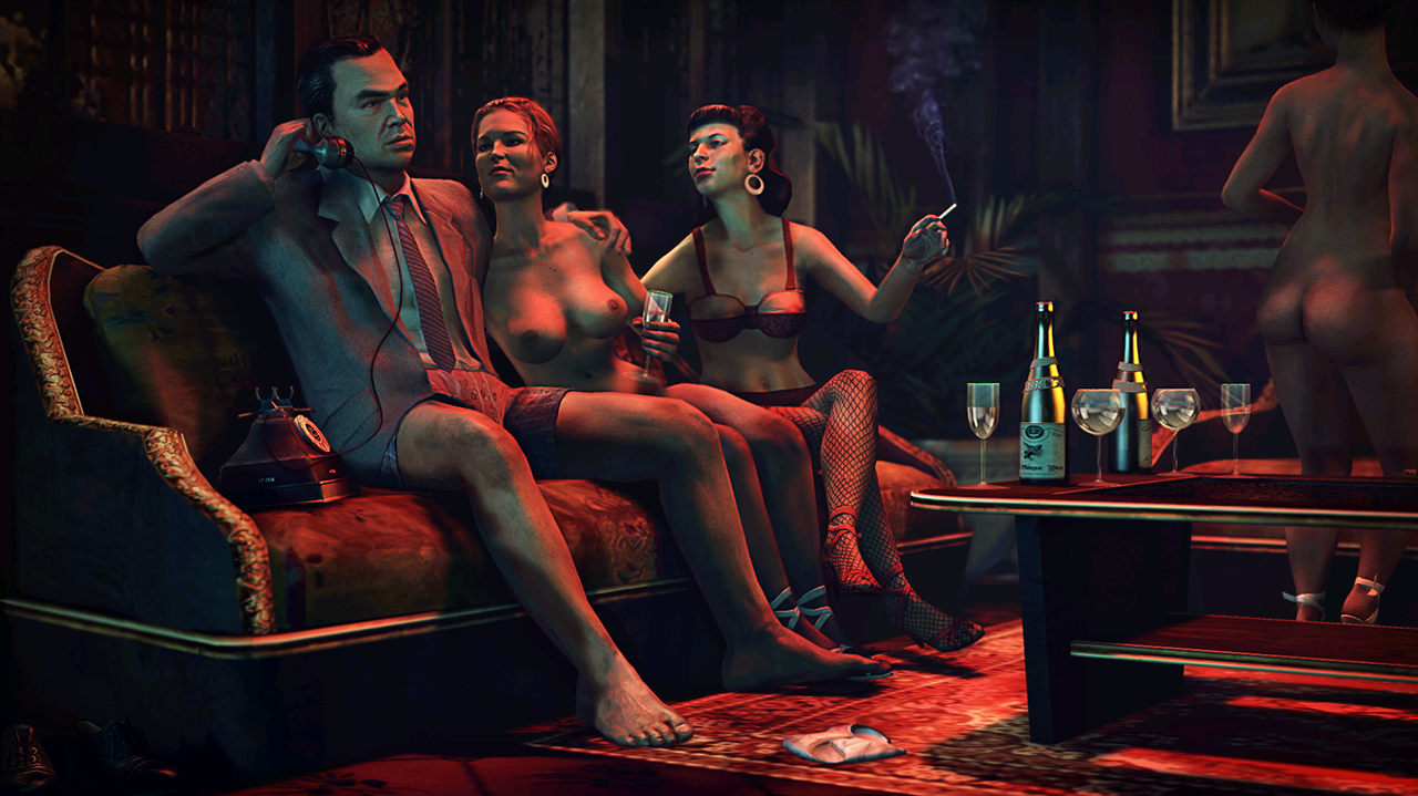 Mafia 2 porn videos naked scenes